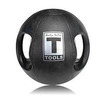 Медицинский мяч Body-Solid 18LB / 8.2 кг черный BSTDMB18