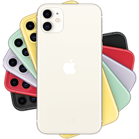 Смартфон Apple IPhone 11 256GB White, Model A2221