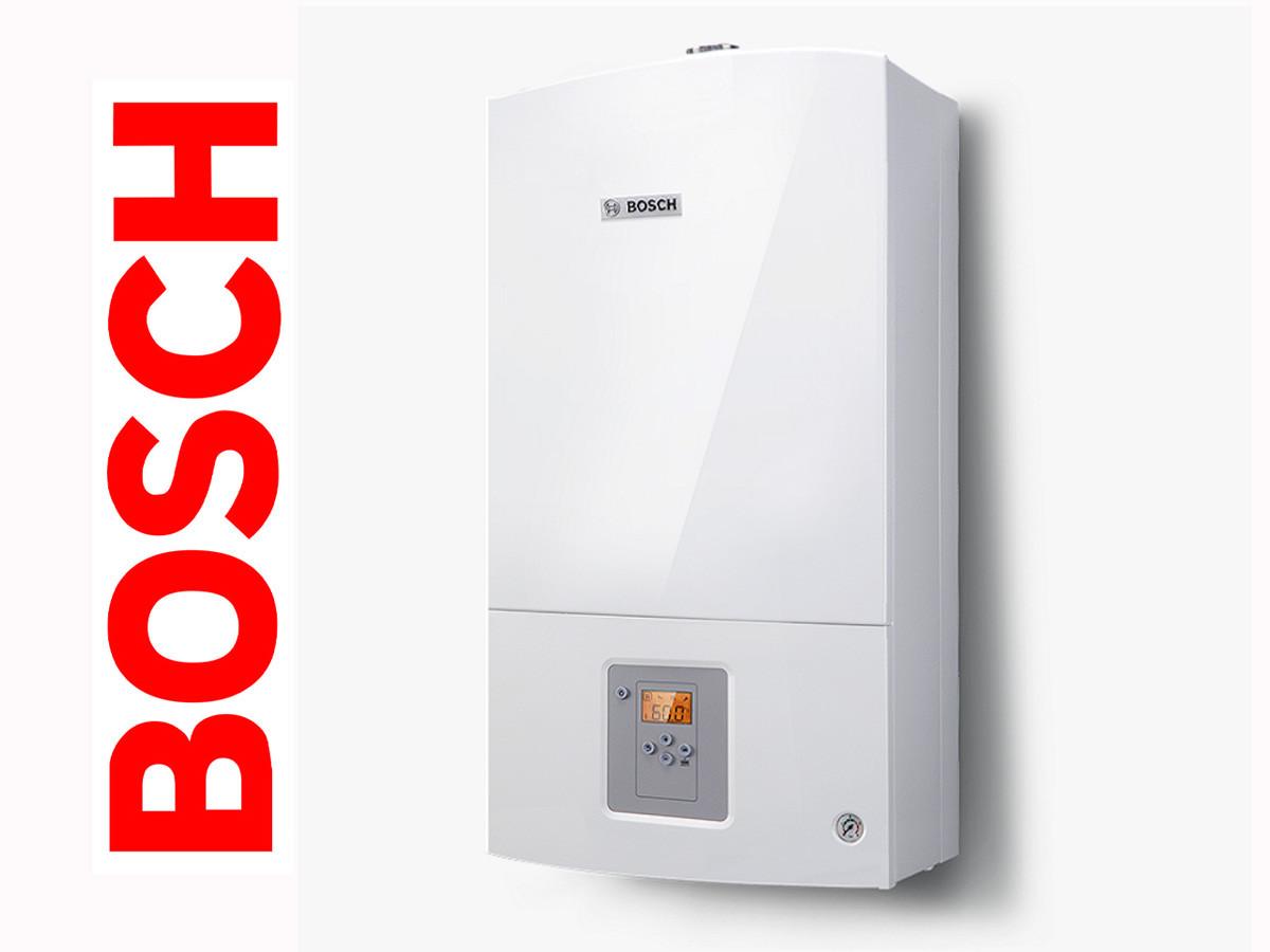 Bosch WBN 6000-24 C RN S 5700 настенный газовый двухконтурный котел