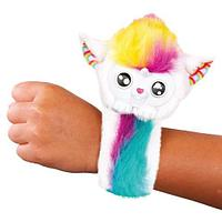 Браслет-игрушка интерактивный питомец Pets Wrapples {50+ звуков и реакций} (Белый)