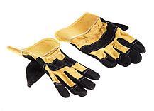 Спилковые перчатки повышенной прочности Hammer 230-021