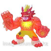 Goo Jit Zu большая фигурка Блейзагот со светом и звуком