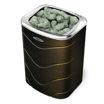 Печь для бани электрическая ТМФ Примавольта, черная бронза, 6 кВт