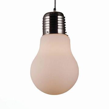 Светильник BULD 60Вт E27 никель 30x30x120см