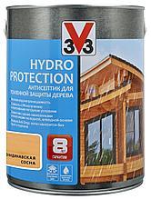 Антисептик для дерева V33 Hydro protection скандинавская сосна 0.9 л (117405)