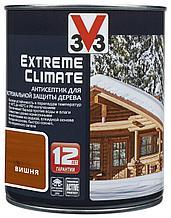 Антисептик для дерева V33 Extreme climate вишня 9 л (117450)
