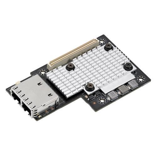 Сетевой адаптер ASUS MCI-10G/X550-2T, 90SC08I0-M0UAY0