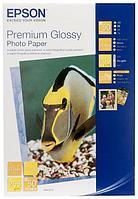 Фотобумага 13х18 Epson C13S041875 50 Л. 255 ГМ2 Premium Glossy Paper