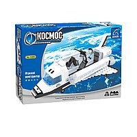 Игровой конструктор Ausini 25462 Космос Космический шатл 180 деталей Цветная коробка