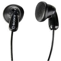 Наушники-вкладыши Sony MDR-E9LP, цвет черный