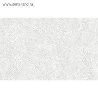 Обои под покраску на флизелине, антивандальные Белвинил Штукатурка-11, белый, 1,06х25 м
