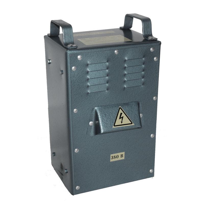 Трансформатор понижающий ТСЗИ 10 кВт  380В.