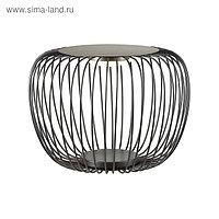 Настольная лампа ULLA 7Вт 4000К LED черный