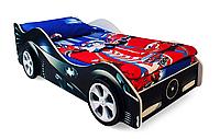 """Кровать машина """"Бэтмобиль"""""""