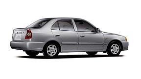 Кузовные запчасти Hyundai Accent 2000-2006