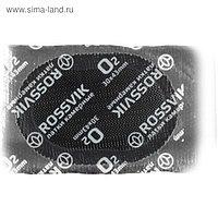 Заплатка ROSSVIK камерная О-2 30х43 мм, 200 шт. в уп.