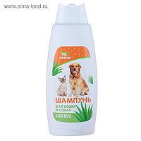 """Шампунь """"Пижон"""" для кошек и собак, с ароматом алоэ вера, 250 мл"""