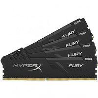 Модуль памяти Kingston HyperX Fury HX436C18FB3K4-128 DDR4 DIMM 128Gb KIT(4x32) 3600 MHz CL16
