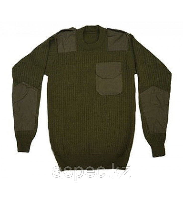 Форменный свитер (хаки)