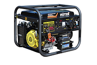 Бензиновый генератор Huter DY 8000 LXA