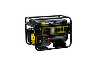 Электрогенератор HUTER DY 9500 LX