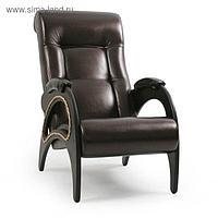 Кресло для отдыха Модель 41 Лоза/Венге/Орегон 120