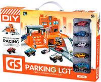 """Парковка """"Гоночные машины"""" Racing Parking Lot"""