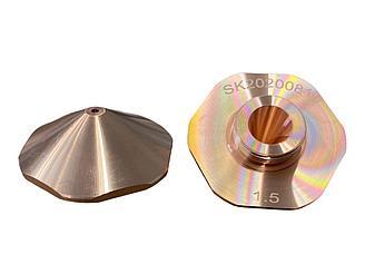 Сопло одинарное 1.5мм для Bodor лазерных станков
