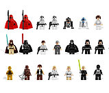 "Конструктор аналог лего LEGO 10188 Lepin LionKing 180009 Star Wars ""Орбитальная боевая станция Звезда Смерти, фото 6"