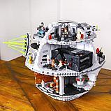 "Конструктор аналог лего LEGO 10188 Lepin LionKing 180009 Star Wars ""Орбитальная боевая станция Звезда Смерти, фото 7"