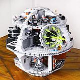 "Конструктор аналог лего LEGO 10188 Lepin LionKing 180009 Star Wars ""Орбитальная боевая станция Звезда Смерти, фото 8"