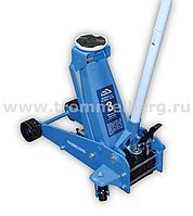 Домкрат подкатной гаражный XRD на 3 т (135/500 мм)