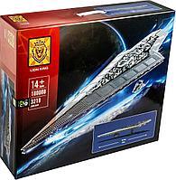 Конструктор аналог лего Lion King 180008 Lepin Супер Звездный Разрушитель, аналог Lego 10221 звездные войны