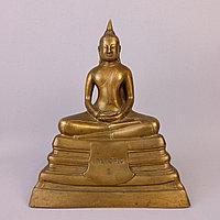 Статуэтка Будды. Коллекционный предмет. Юго-Восточная Азия.