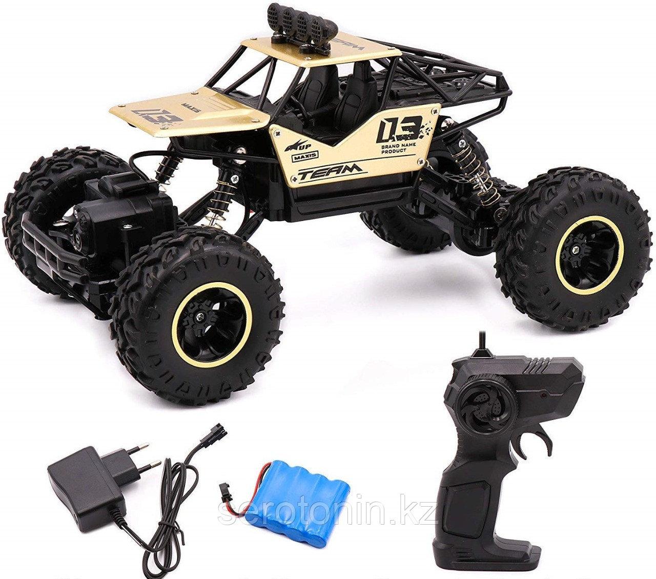 Машинка Off-Road Crawler Alloy Material