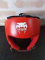 Боксерский шлем (кожа), фото 1
