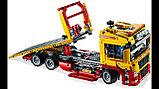 Конструктор Аналог лего техник LEGO 8109 LEPIN TECHNIC 20021 Эвакуатор Электромеханический, фото 3
