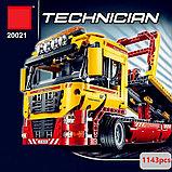 Конструктор Аналог лего техник LEGO 8109 LEPIN TECHNIC 20021 Эвакуатор Электромеханический, фото 4
