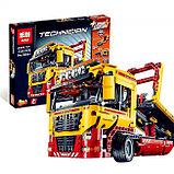 Конструктор Аналог лего техник LEGO 8109 LEPIN TECHNIC 20021 Эвакуатор Электромеханический, фото 5