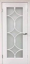 Межкомнатная дверь Рондо эмаль белая