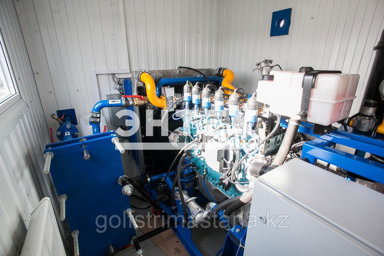 Газопоршневая электростанция ГПЭС60-NEXT