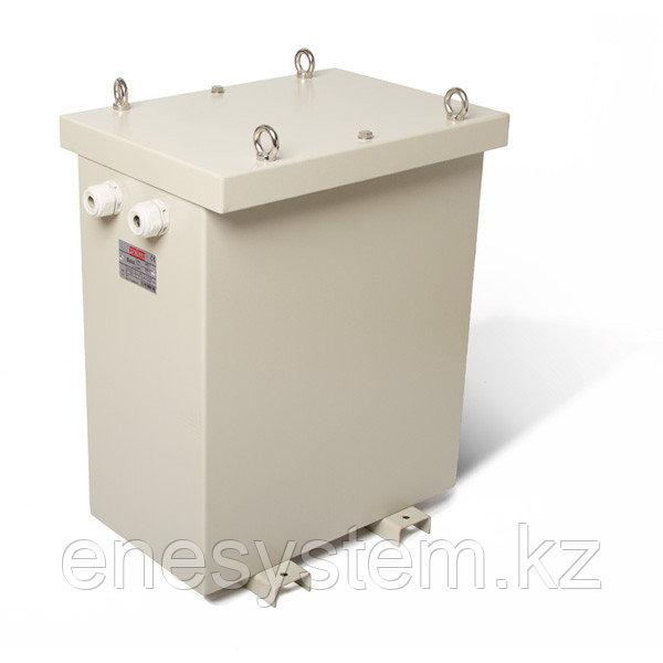 Трехфазный трансформатор к-фактора для установок с высоким уровнем гармоник серии TTFK2Z