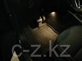 Резиновые коврики с высоким бортом для Skoda Octavia A7 2013-2020, фото 2