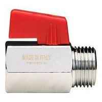 Кран шаровой мини STOUT, 3/4', муфта/резьба, SVB-0022-000020 (комплект из 150 шт.)