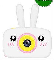 Детский цифровой фотоаппарат Smart Kids Series 3 Rabbit 20 Мп зайчик, фото 1