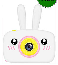 Детский цифровой фотоаппарат Smart Kids Series 3 Rabbit 20 Мп зайчик