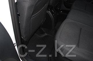 Резиновые коврики с высоким бортом для Skoda Yeti 2008-2018, фото 3