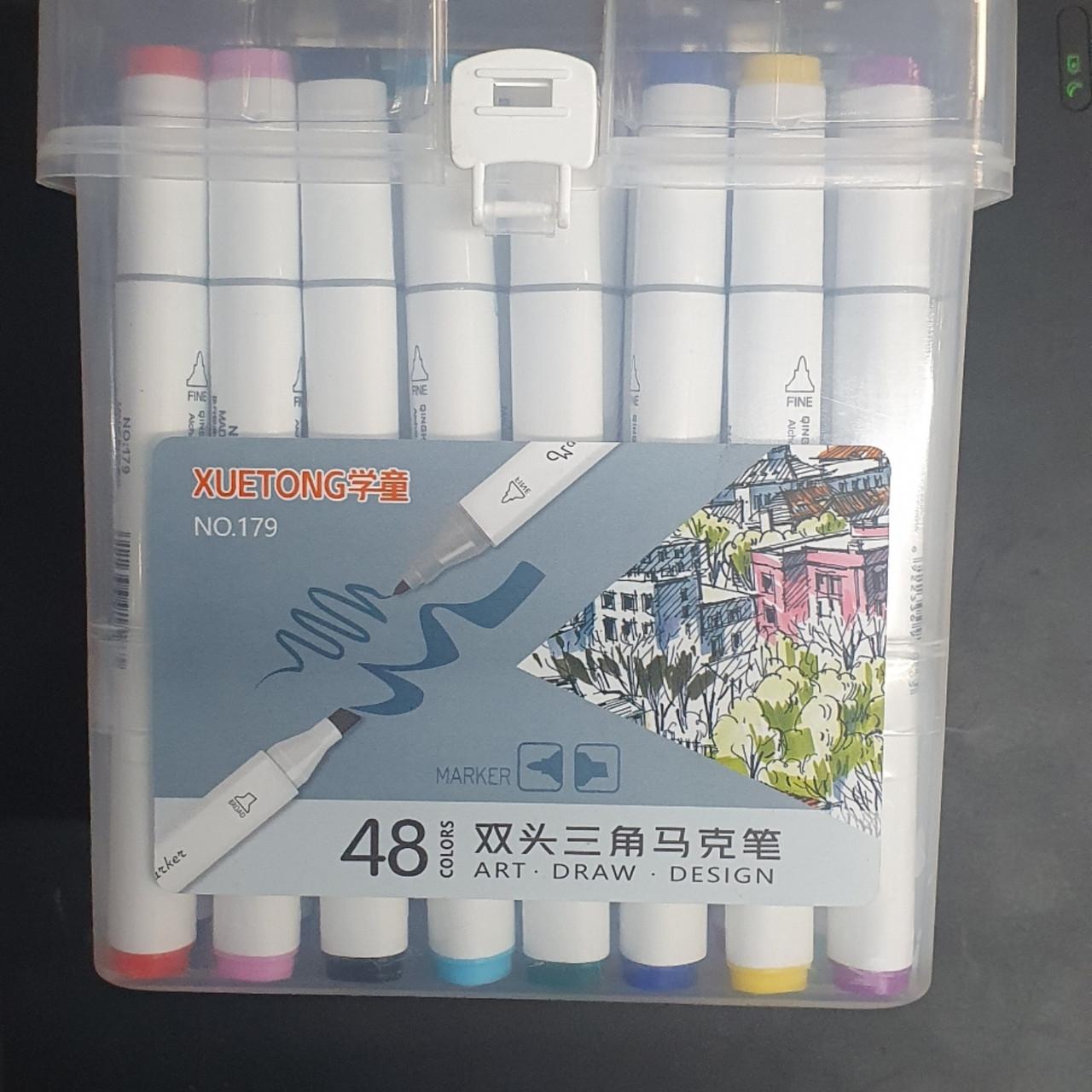 Тач маркер 48 цв
