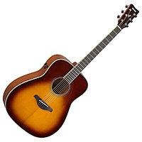 Трансакустическая гитара Yamaha FG-TA BS