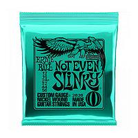 Струны для электрогитары Ernie Ball Not Even Slinky P02626